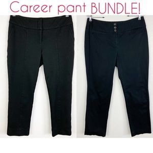 Tribal and Style & Co Cropped Career Pant Bundle